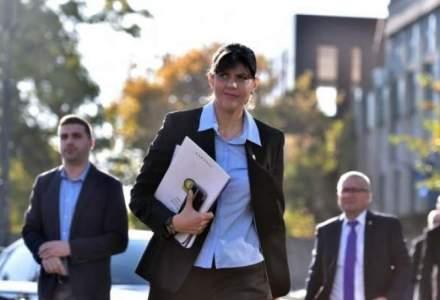 Laura Codruta Kovesi a atacat la Curtea Suprema punerea ei sub control judiciar