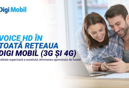 "(P) Dupa Voice LTE (4G) si Vo WiFi, calitatea vocala ""Voice HD"" devine disponibila si pentru reteaua 3G"