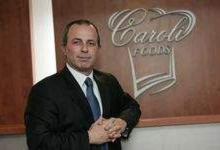 Caroli Foods vrea dublarea afacerilor pana in 2012