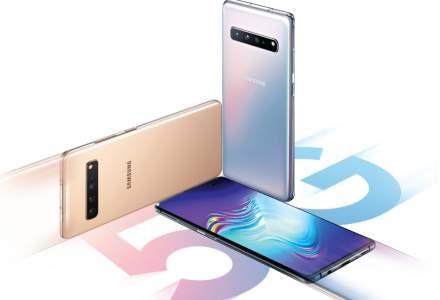 "Cum arata si ""ce poate"" noul Samsung Galaxy S10 5G"