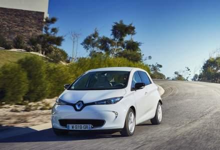 Noua generatie Renault Zoe soseste in vara: modificari minore de design, interior inspirat de la Clio si autonomie de 400 de kilometri