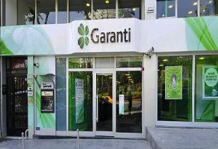 Garanti Bank si-a majorat capitalul social cu 20 mil. euro