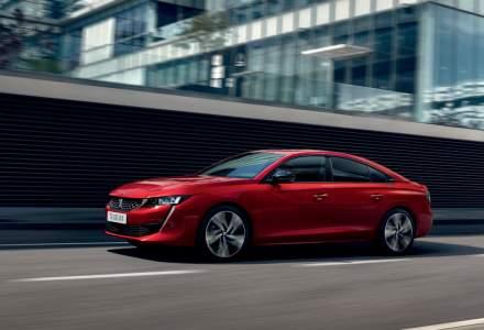 A doua generatie Peugeot 508 este disponibila in Romania. Costa de la 24.600 euro