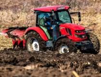 TAGRO - primul tractor...