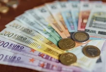 Curs valutar BNR astazi, 9 aprilie: leul scade in raport cu euro, dar creste fata de dolar