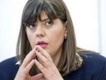 Laura Codruta Kovesi obtine o...