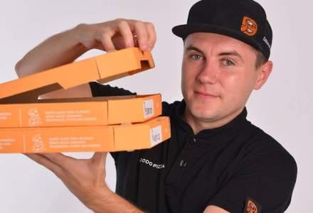 Omul si povestea din spatele celei mai digitalizate pizzerii din Capitala