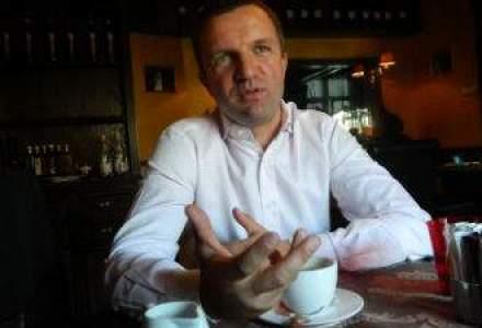 Pranz cu Tiberiu Dobre, seful HP pe laptop-uri: de la fondator Pronatura si calator prin munti, la corporatie si costum