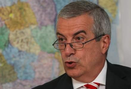 """Calin Popescu Tariceanu: USR, """"aripa tanara a Securitatii"""", ar putea avea in programul de guvernare si limitarea libertatii de exprimare"""