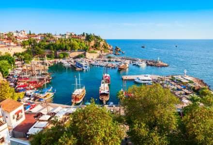 Destinatia sezonului 2019: Peste 210.000 de turisti romani isi vor petrece vacanta de vara in Antalya