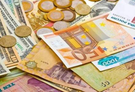 Curs valutar BNR astazi, 15 aprilie: leul incepe saptamana in scadere fata de euro