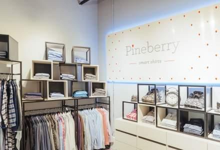 Brandul romanesc de camasi Pineberry a deschis primul magazin, in Bucuresti Mall-Vitan
