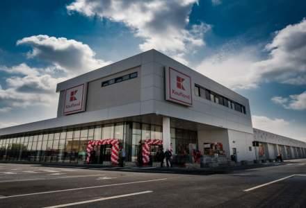 Kaufland Romania deschide primul hipermarket din judetul Ilfov