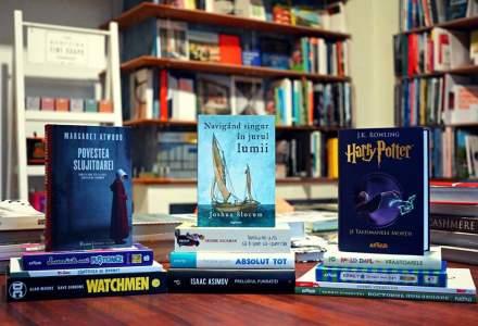 Carturesti deschide prima librarie intr-o cladire de birouri, la parterul imobilului America House din Piata Victoriei