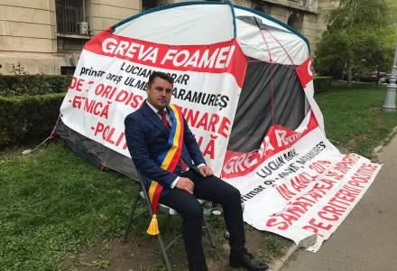 Un primar a intrat in greva foamei, pentru ca orasul pe care il conduce nu are ambulanta/ Reactia ministerului