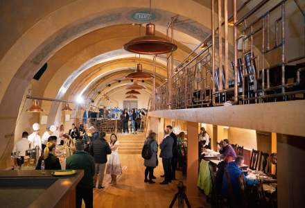 Grupul City Grill redeschide Becker Brau, operat de Hanu' Berarilor. Investitie de peste jumatate de milion de euro