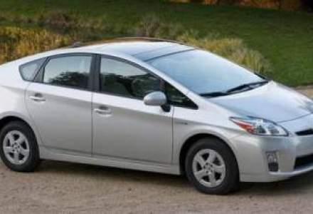 Modelul hibrid Toyota Prius, ocolit de hoti, deoarece nu exista cerere pentru piese
