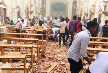 Explozii in hoteluri si biserici din Sri Lanka: bilantul arata 207 de morti si 450 de raniti