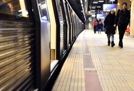 Metrorex anunta programul circulatiei trenurilor de metrou in perioada Sarbatorilor Pascale