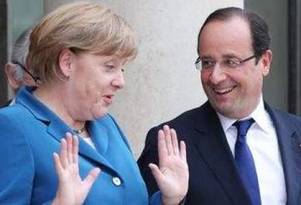 Merkel si Hollande anunta solutia pentru bugetul UE: COMPROMISUL