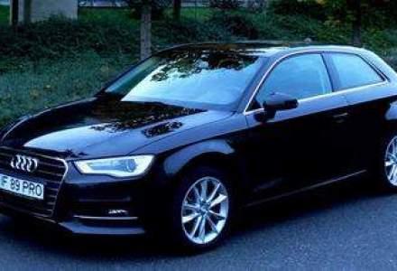 Test Drive Wall-Street: noul Audi A3, cu un interior surpriza