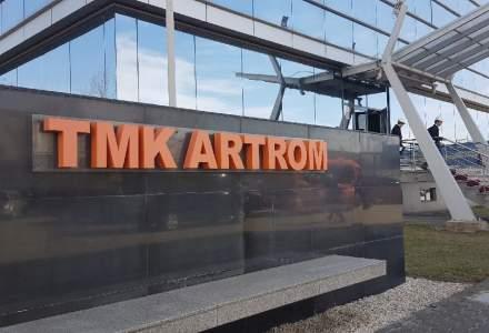 Rusii de la TMK scot la vanzare aproape 60% din actualele actiuni Artrom