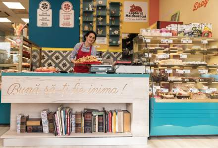 Cuptorul Moldovencei inaugureaza o cofetarie noua in Iasi si vizeaza afaceri de 2,5 milioane de euro in 2019