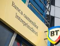 Banca Transilvania este prima...