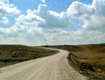 Drumurile din Romania la...