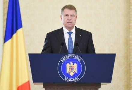 Klaus Iohannis a anuntat intrebarile pentru referendumul pe Justitie