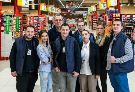 (P) Forte proaspete pentru cumparaturile de Paste la Carrefour