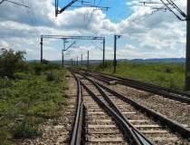 Razvan Cuc a mers cu trenul...