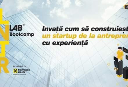 (P) Ai o idee de startup fintech? Invata sa construiesti propriul business in Elevator Lab Bootcamp!
