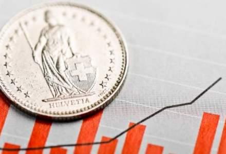 2015 - Criza generata de aprecierea francului elvetian a afactat numerosi romani indatorati in aceasta moneda