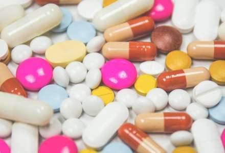 Piata farmaceutica din Romania a crescut cu 13,4% in 2018, la 3,4 miliarde euro