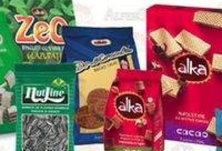 Producatorul de dulciuri Alka estimeaza vanzari de 51 mil. euro in 2008