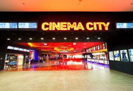 Cinema City deschide cel mai mare cinematograf din afara Capitalei pe 7 decembrie