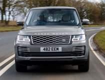 Range Rover primeste...