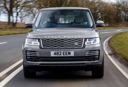 Range Rover primeste versiunea P400: motor pe benzina de 3.0 litri, 400 CP si sistem mild-hybrid