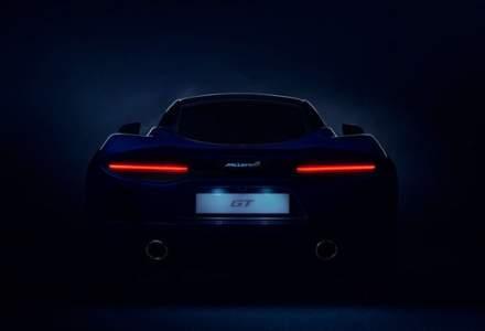 Noul McLaren GT se lanseaza in 15 mai: britanicii publica un teaser video cu noul model