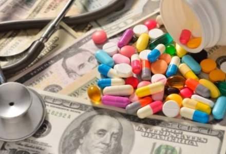 Romanii au cumparat medicamente in valoare de 4,64 miliarde lei in T1/2019. Crestere in volum in cazul medicamentelor dedicate sistemului respirator