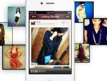 Aplicatia de fashion Poshmark...