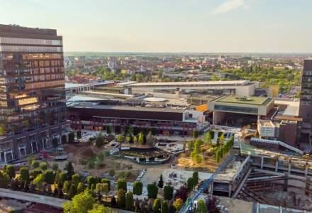 (P) Proiectul mixt Openville din Timisoara se numeste acum Iulius Town