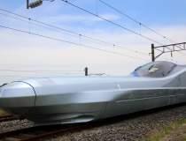 Japonia a testat un tren de...