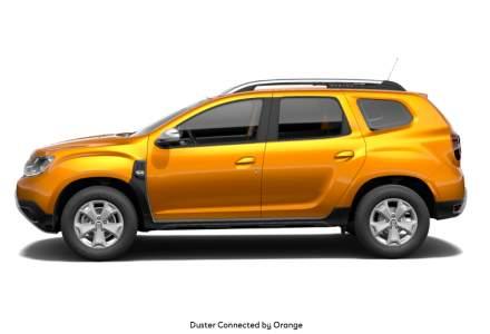Dacia lanseaza o serie limitata Duster pentru Romania