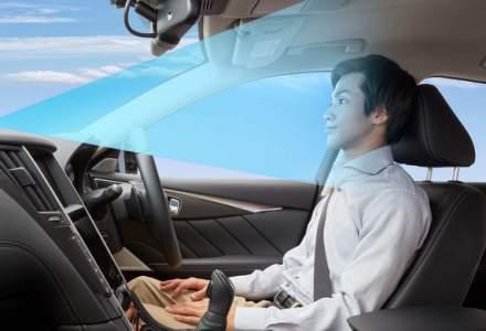 Functii noi pentru Nissan ProPilot: sistemul colaboreaza cu aplicatia de navigatie si permite condusul fara maini pe volan pe autostrada pe aceeasi banda