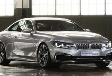 BMW prezinta Seria 4 Coupe Concept