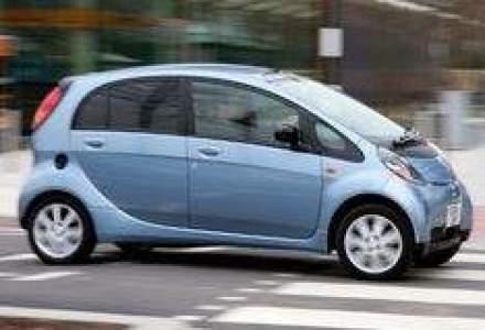 Mitsubishi va lansa o masina mini low-cost in 2010