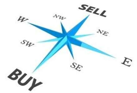 Bursa deschide fara o directie clara