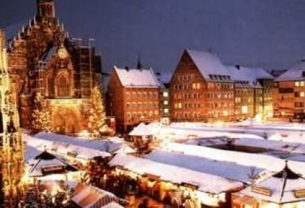 Cum s-au pregatit marile orase pentru Sarbatorile de Iarna